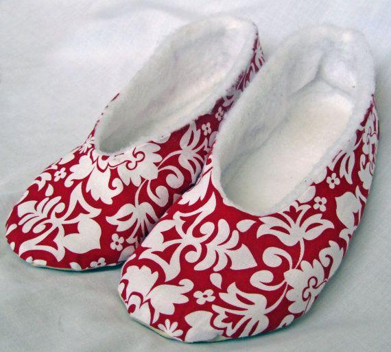 Women's Ballet Flat Sewing Pattern