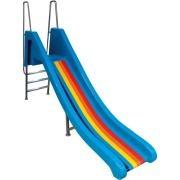 Wasserrutschbahn,  Rainbow