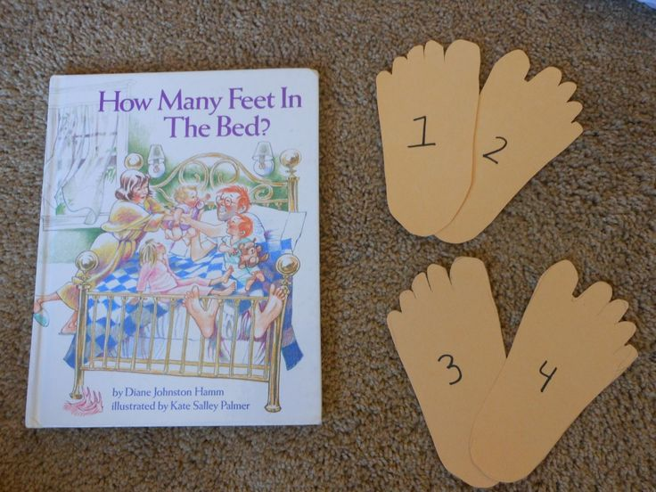 Counting Book Activity