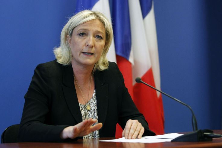 PAPER: Why many #French #gays adore #LePen...