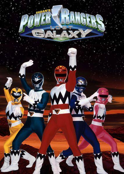 Power Rangers Lost Galaxy - Saison 1 La saison 1  de la série  Power Rangers Lost Galaxy est disponible en français sur Netflix Canada Netflix France  [traile...