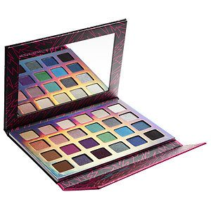 Shop Sephora Collection's Jem and The Holograms:  Truly Outrageous Eyeshadow Palette at Sephora. This limited-edition palette is inspired by the movie.