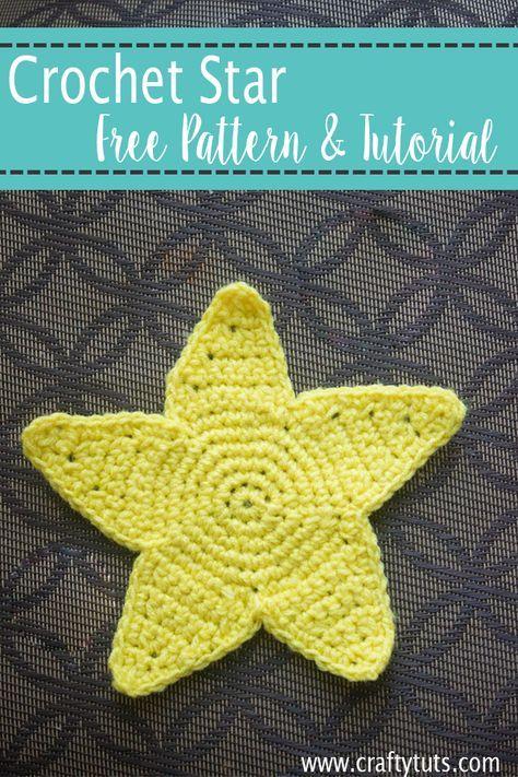 Best 25 Crochet Stars Ideas On Pinterest Crochet