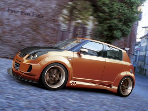 Suzuki Swift Turbo (3)