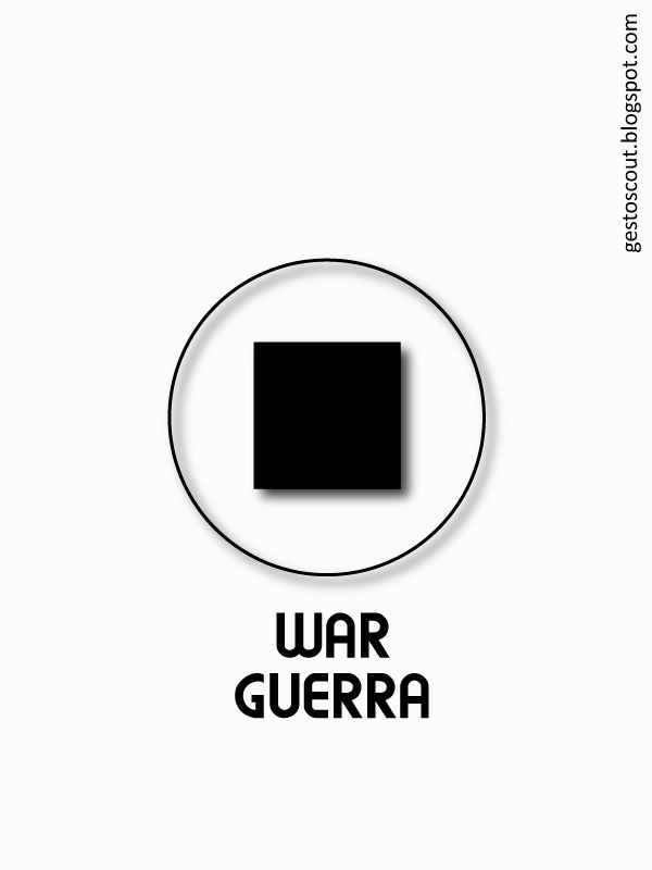 Play STOP, no war. #PlayPeace