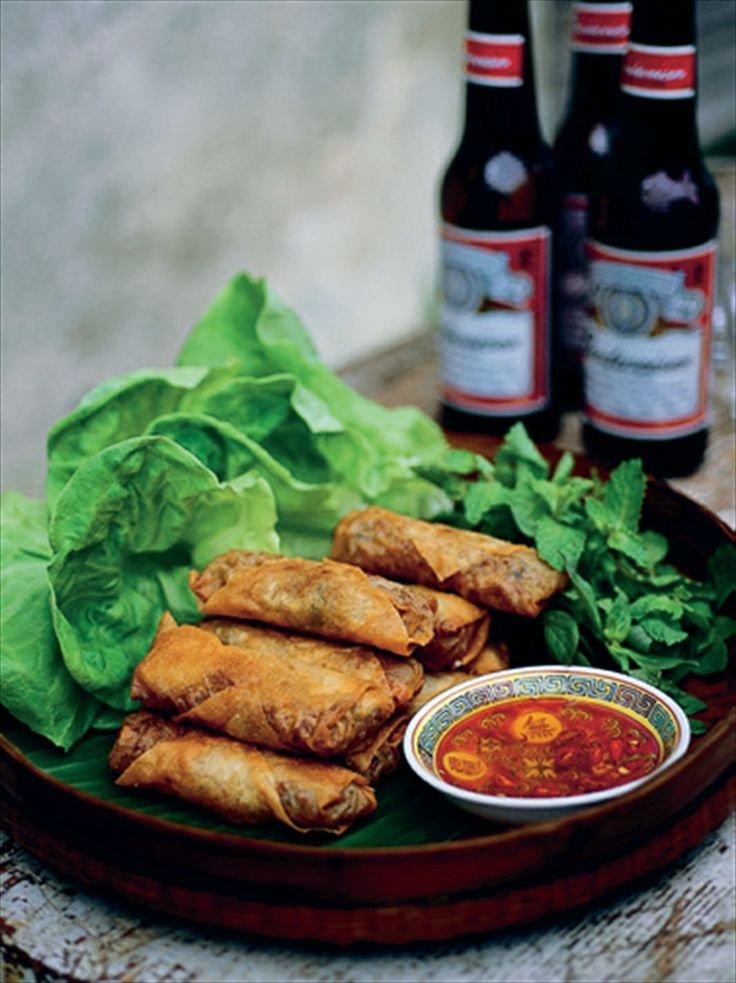Spring rolls from Hanoi recipe by Anna Bergenström | Cooked