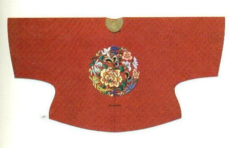 Garment worn during the Taiping Rebellion period.