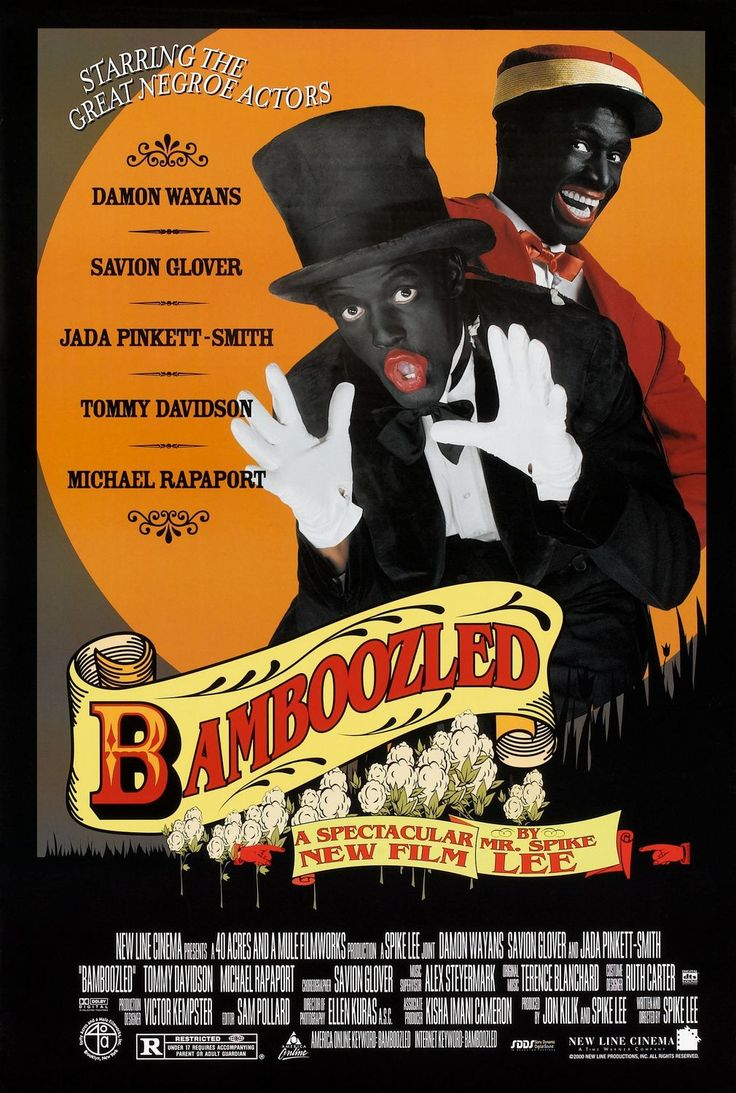 Bamboozled - Spike Lee [Dvdrip] [Avi]