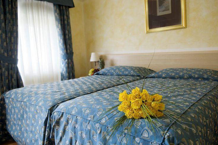 Standard room Hotel Caesar Prague www.hotelcaesarprague.com