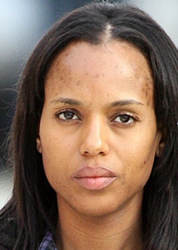 Keri Hilson Without Makeup Stars without makeup on pinterest with and ...