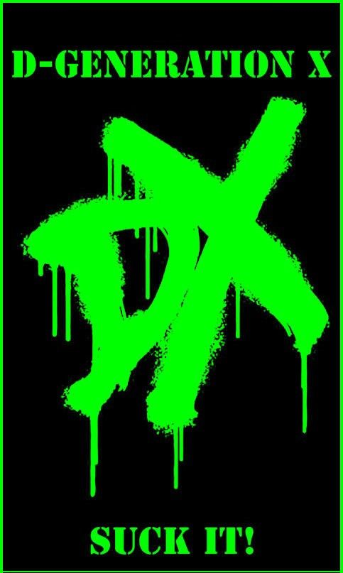 D generation x suck it logo