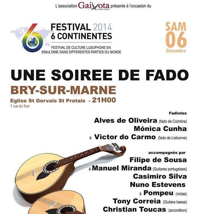 FESTIVAL+6+CONTINENTS+2014+–+Soirée+de+Fado+à+Bry+Sur+Marne