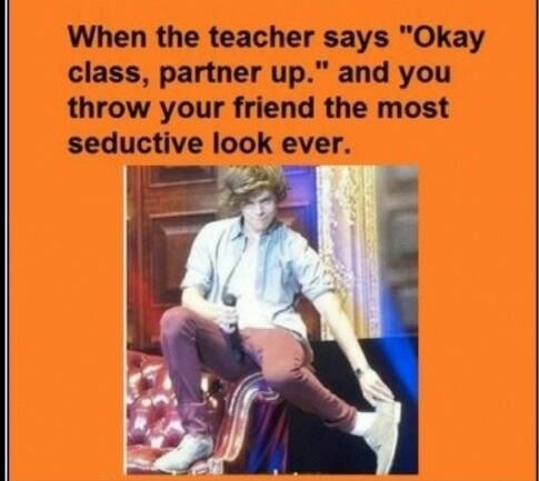 This is so truee!! At least for me...is that weird??