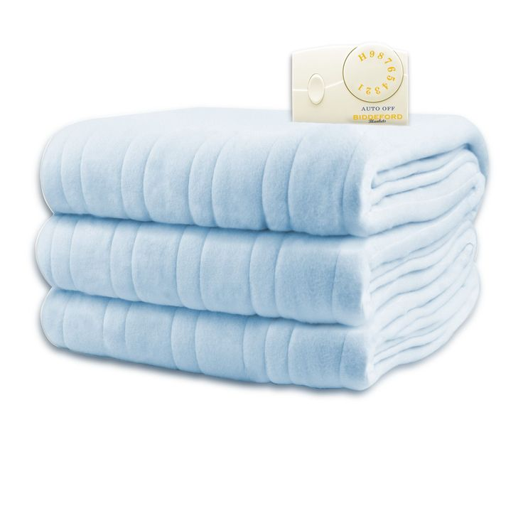 Comfort Knit Heated Blanket