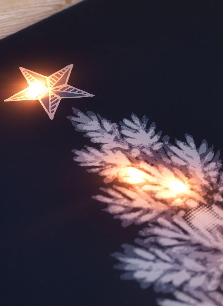 die besten 25 weihnachts led beleuchtung ideen auf pinterest stern weihnachten deko. Black Bedroom Furniture Sets. Home Design Ideas