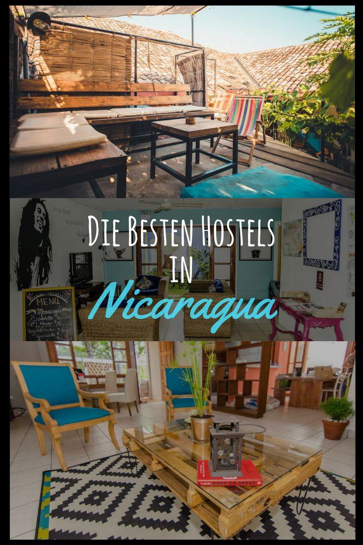 Du suchst noch ein Hostel in Nicaragua? Ich habe für euch eine Liste zusammengestellt mit den besten Hostels und Unterkünften in Granada, Jinotega, Leon, Managua, Matagalpa, Ometepe Island, Popoyo, San Juan Del Sur und Tola. Damit findest du die richtige Unterkunft für deine nächste Nicaraguareisereise. #travel #reise #Nicaragua #zentralamerika #granada #Leon #hostel #popoyo #sanjuandelsur #managua #Matagalpa #mittelamerika. Vielen Dank fürs weiterpinnen.