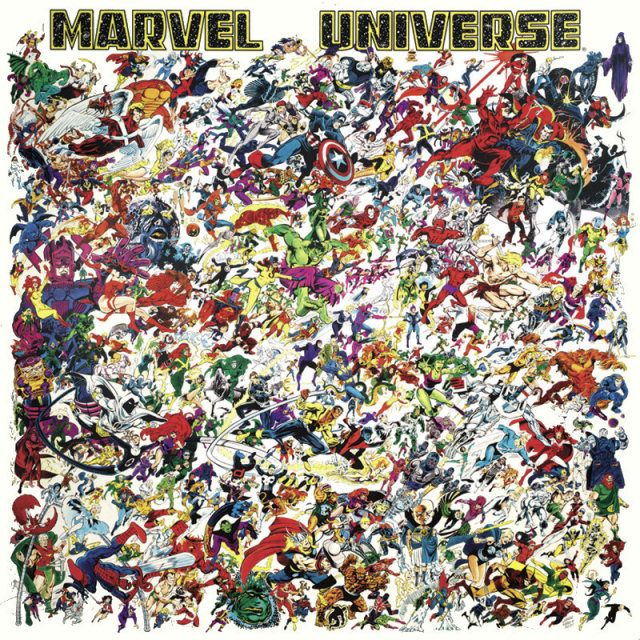 handbook of the marvel universe - Google Search