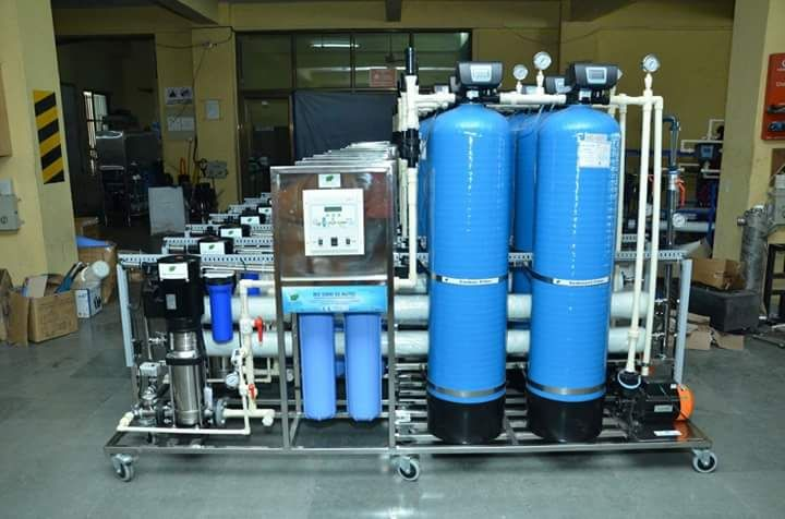 Supplier of Industrial ro plant in india. http://www.hitechro.net #IndustrialRoPlant #IndustrialRO #RO