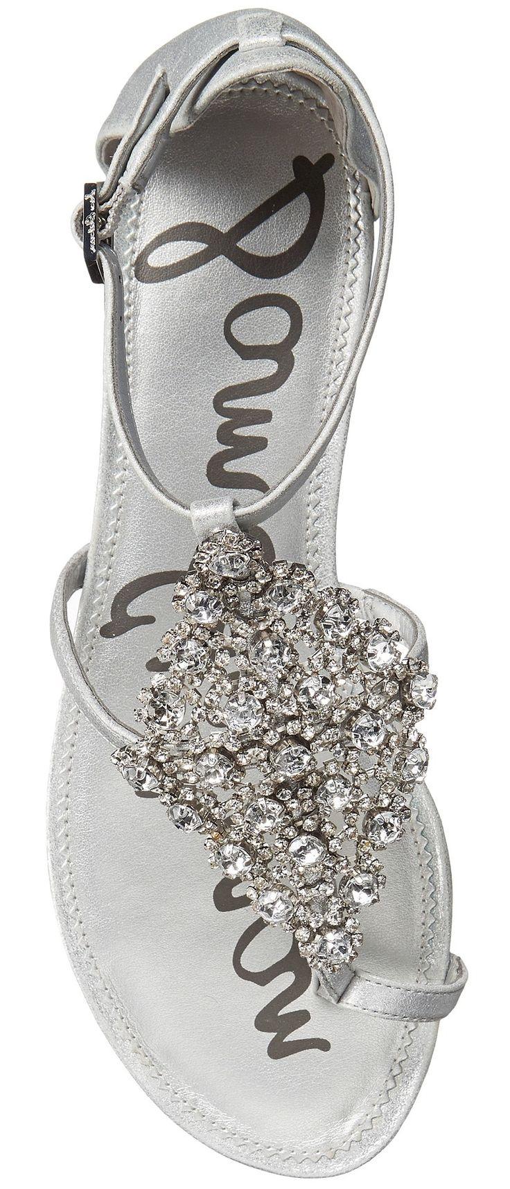 Sam Edelman Jeweled Sandals