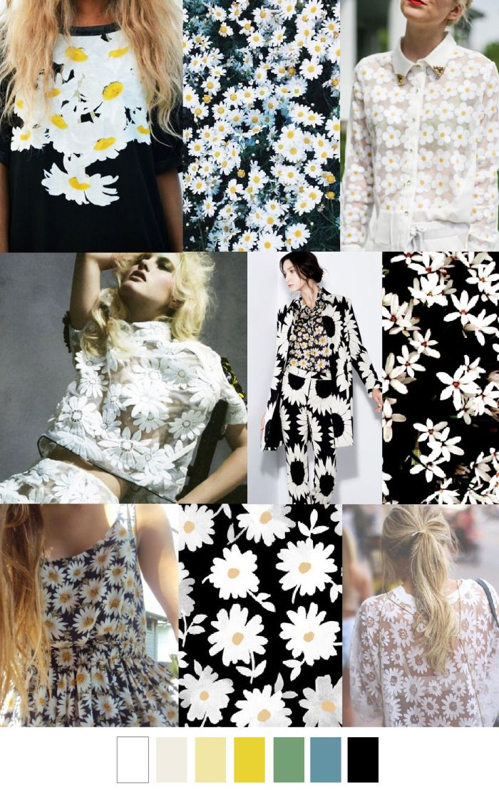 Design used in DAISY CRAZY patterncurator.org