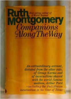 Companions along the Way by Ruth Montgomery (1975, Hardcover, Reprint)