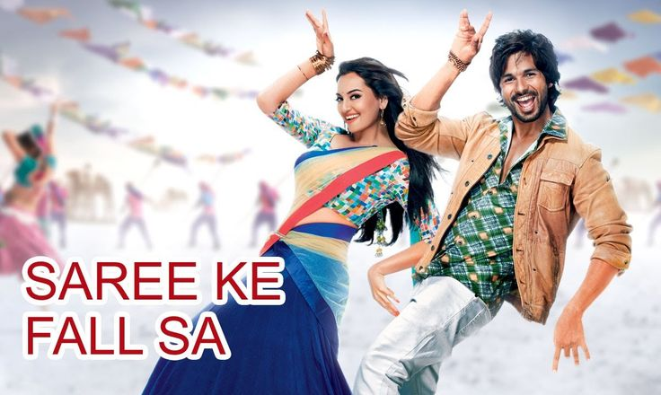 Saree Ke Fall Sa - Full Song - R...Rajkumar