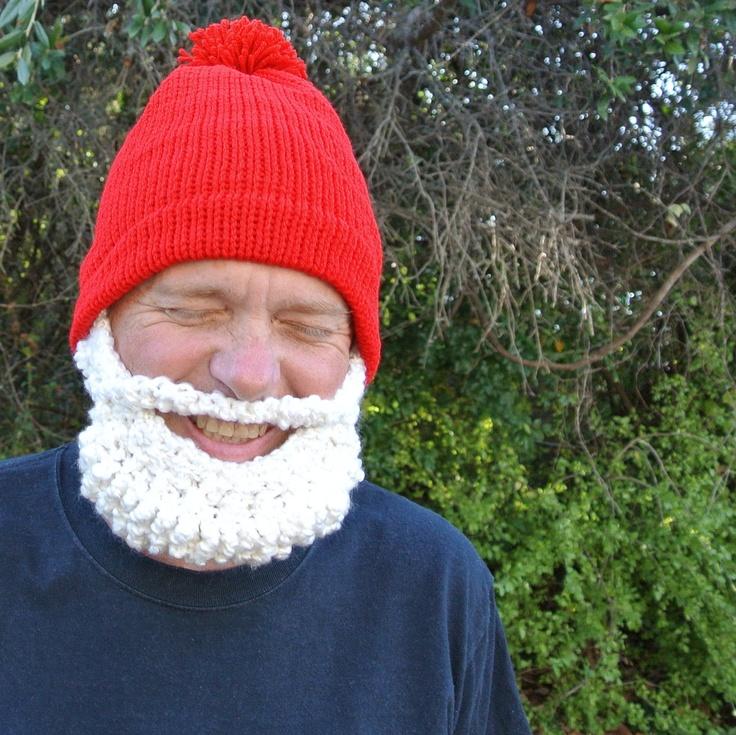 45 Best Bearded Beanies Images On Pinterest Crochet