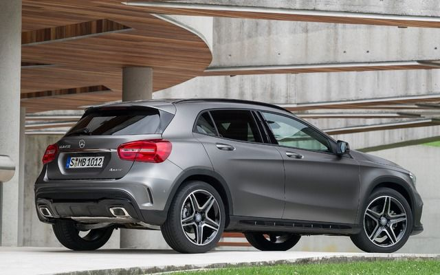 Mercedes-Benz Classe GLA 2015 - Galerie, photo 4/8 - Le Guide de l'Auto