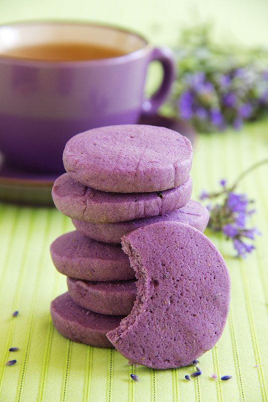 Biscuits à la lavande2