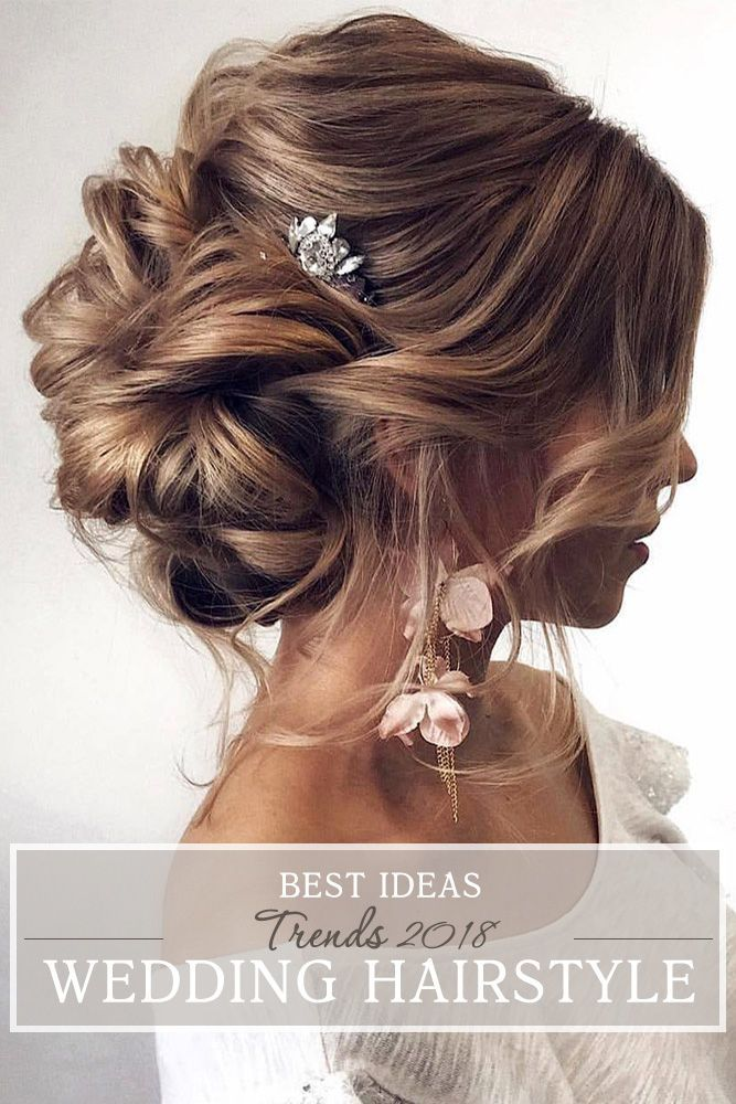 Best Wedding Hairstyles For Every Bride Style 2021 | Gelin ...