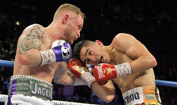 Leo Santa Cruz reveals why he will NOT fight Carl Frampton in Belfast