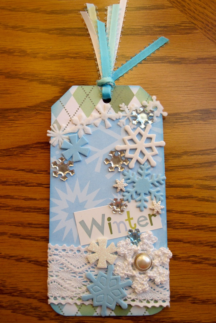 47 Best Scrapbook Tags Images On Pinterest Cards Gift