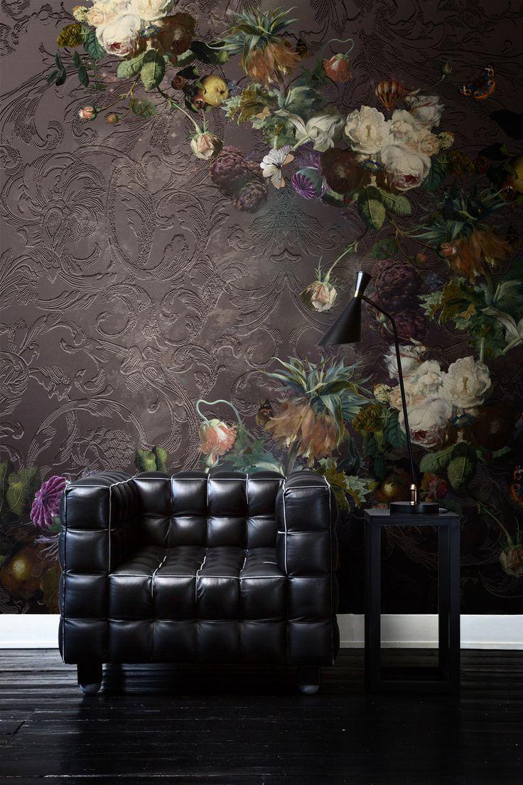 Fotobehang / Digital Wallpaper collection Dutch Masters by Katarina Stupavska - BN Wallcoverings