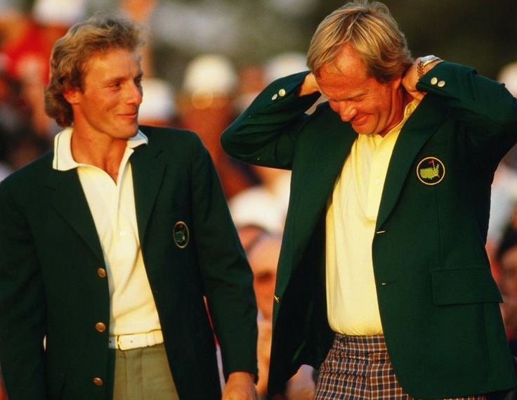 247 best the green jacket images on Pinterest | Green jacket ...
