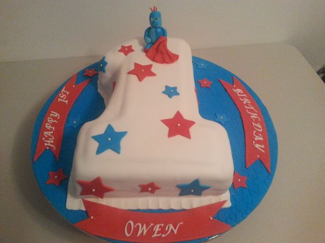 Character cake by Sheila's Cake Creations Essex UK