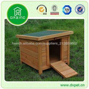 casa de madera para el conejo DXR003-Jaula de mascotas, marco o vivienda-Identificación del producto:300000314694-spanish.alibaba.com
