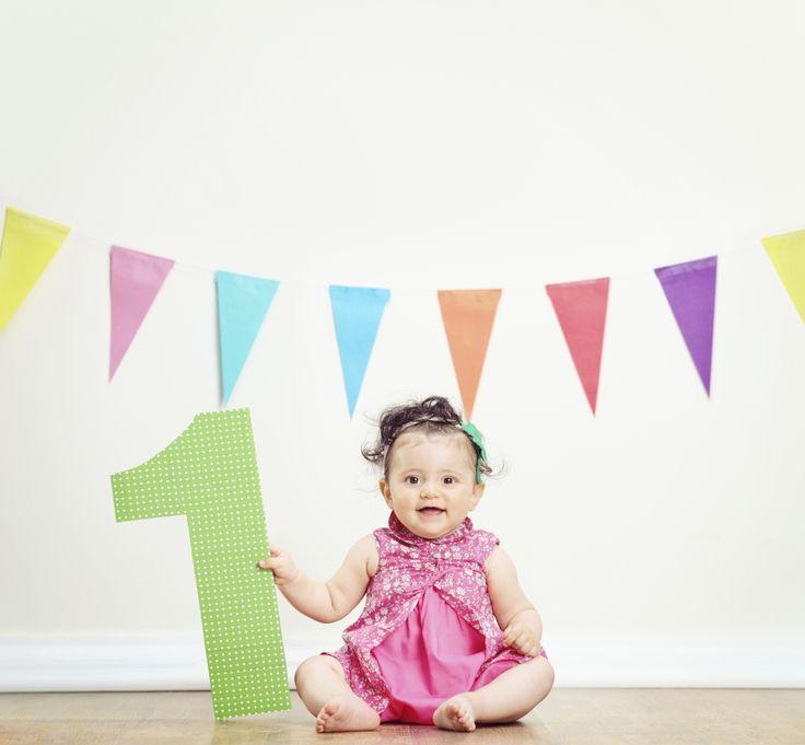 Der allererste Geburtstag | Ein ganz besonderer Tag: Der erste Geburtstag! Vor…
