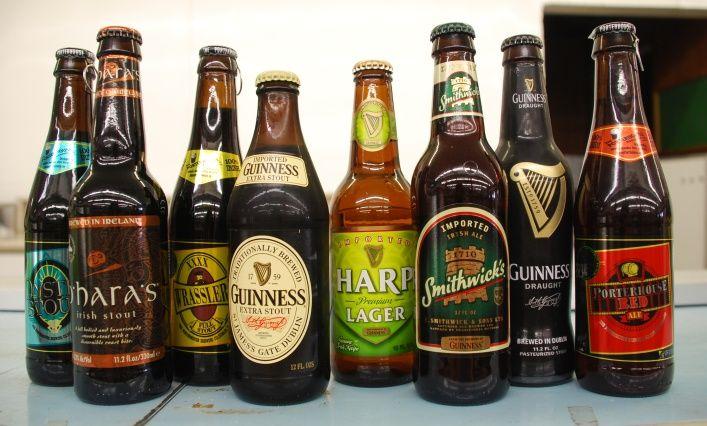 Irish beer irish and beer on pinterest for Guinness beer in ireland