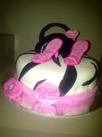 Safari Glam Cake