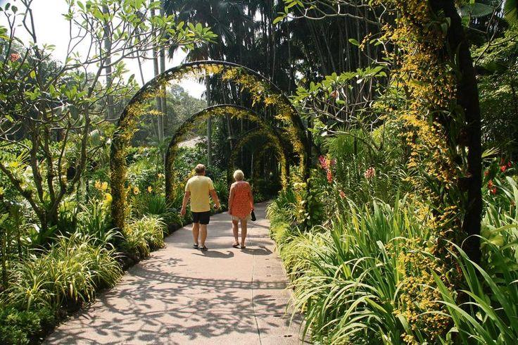 Singapoer Botaniese Tuin