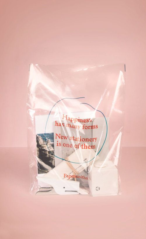 clear bag design