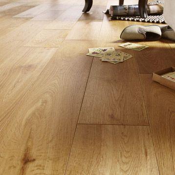 parquet massif alliance largeur l ch ne blond huil. Black Bedroom Furniture Sets. Home Design Ideas