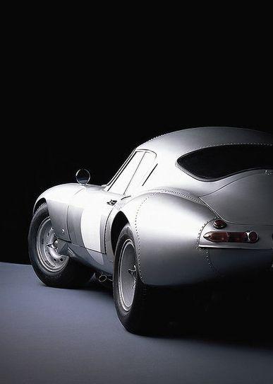 1964 Jaguar Lindner Nocker Low Drag E-Type