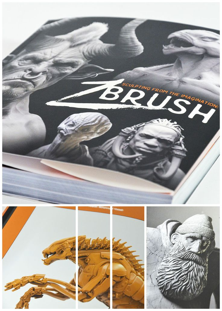 Sculpting from the Imagination: ZBrush is a first-class anthology of stunning images, invaluable tips, and artistic insights that will leave any creative mind wanting more.