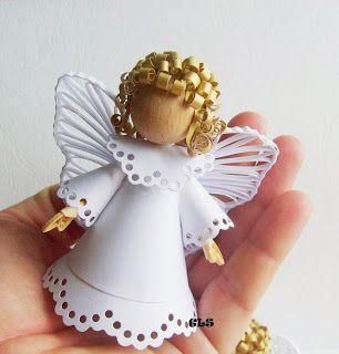 Part 1 of 3---GLS2007: Ангелы. Квиллинг