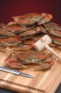 When you're jotting down your Fourth of July cookout grocery list, don't forget to add the most important thing: crabs!