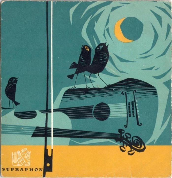Supraphon #LP #cover