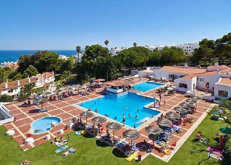 Albufeira Jardim - Apartamentos Turisticos Albufeira Algarve, Portugal