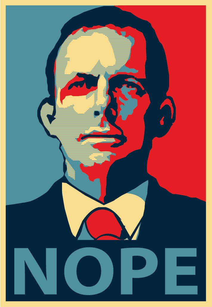 tony abbott propaganda - Bing Images