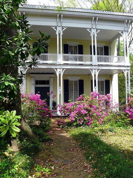 McRaven House. Vicksburg Mississippi